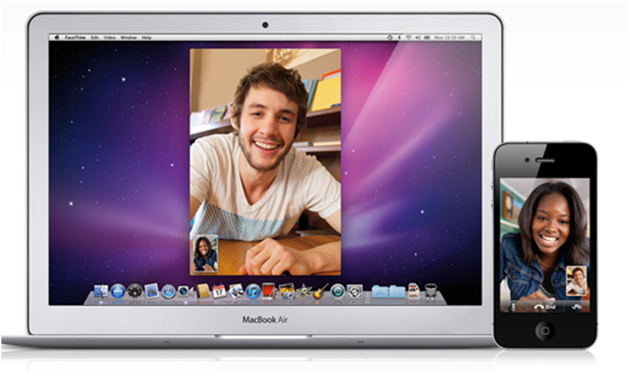 facetime for Mac with instructions