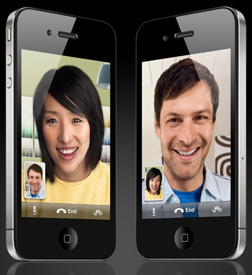 Iphone 4 Facetime and Ipod Touch call
