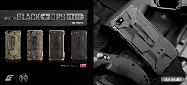 Sector 5 Black Ops Elite has been made