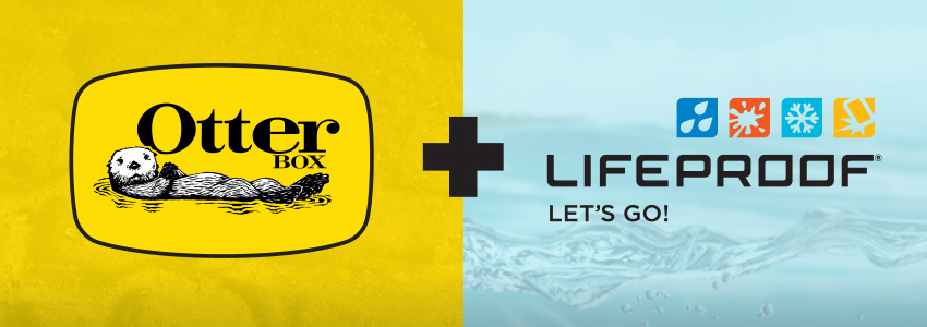 Otterbox and LifeProof joining hands
