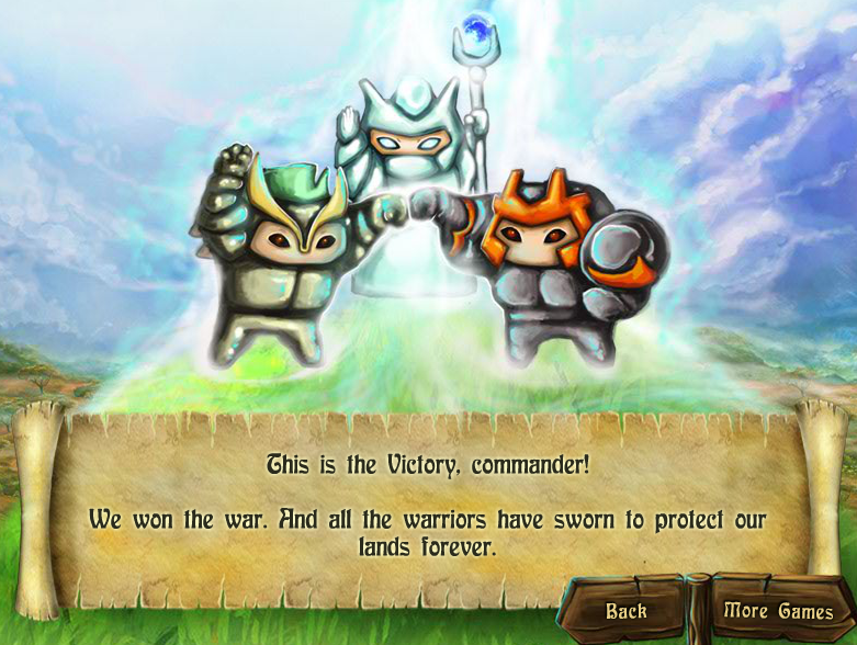 New Game Kindgom Rush 'Frontiers' For The iPad