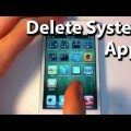 How to Delete Or Remove Any App From iPhone or iPad