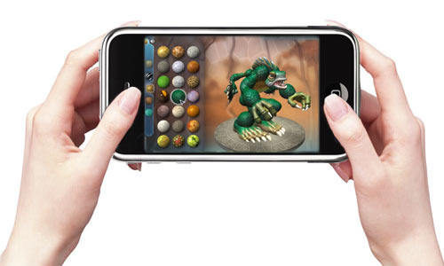 2 Nifty iPhone Games July 2013