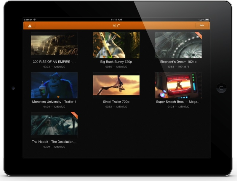 VLC For iPhone & iPad Returns With Dropbox Sync, Wi-Fi Upload and More