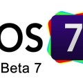 iOS 7 beta 7 Release Goes Baseless