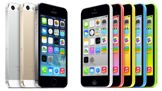 iPhone 5S and iPhone 5C Are Showing Great Response