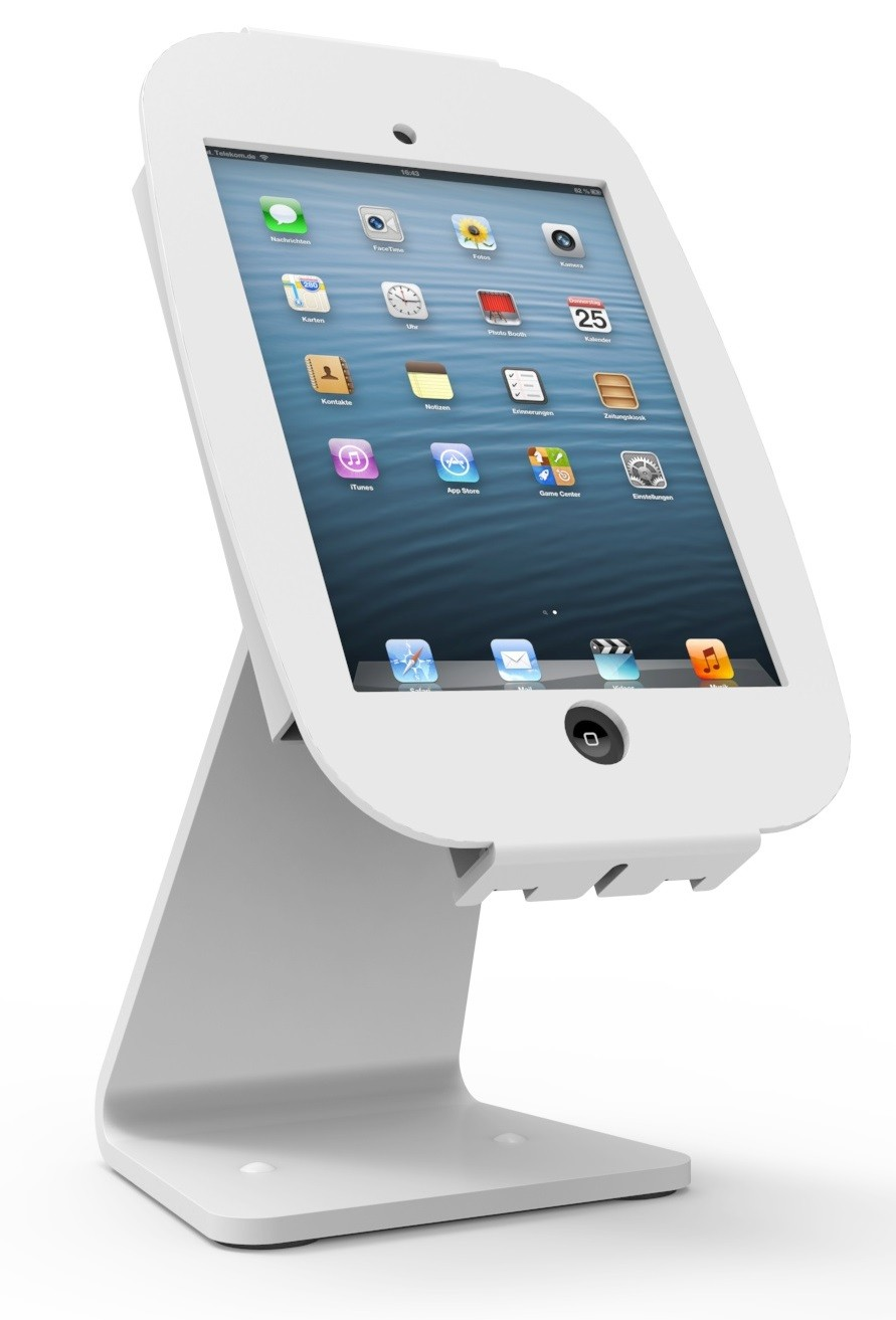 New iPad 5 Lock Fits Your Tablet In A Nifty Way
