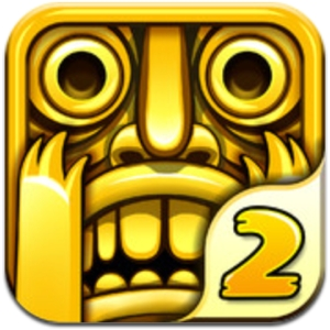 temple run 2 got 3rd place