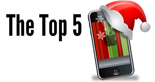 Best Christmas iPhone Apps - It's Time to do Something Different