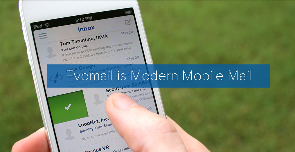 new Evomail+