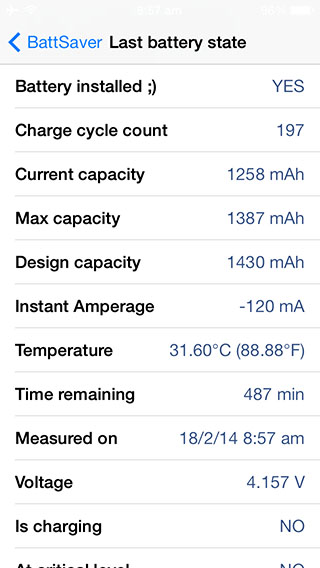 Increase your iPhone Battery Life