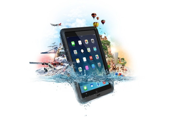 Fre a waterproof case for iPad air