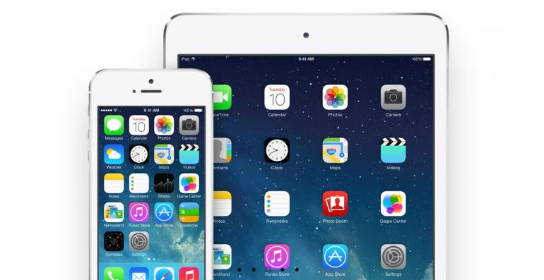 Apple iOS 7 adoption rate growing