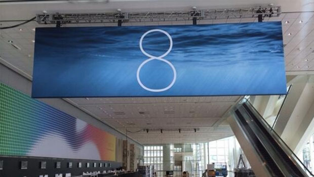 Apple new iOS 8