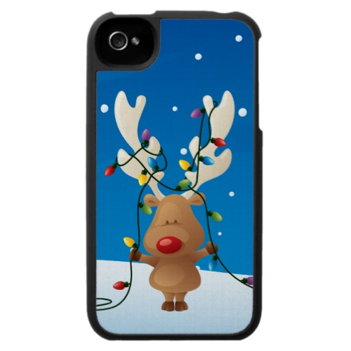New Christmas iPhone Cases - Be A Part of Big Day Celebrations